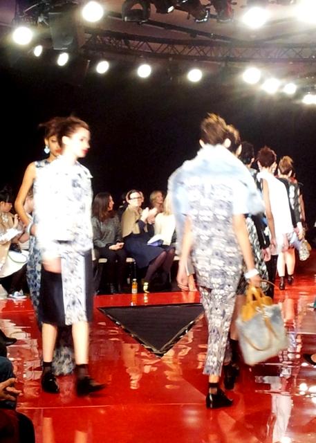 Holly Fulton AW13, Fashion, London Fashion Week, LFW