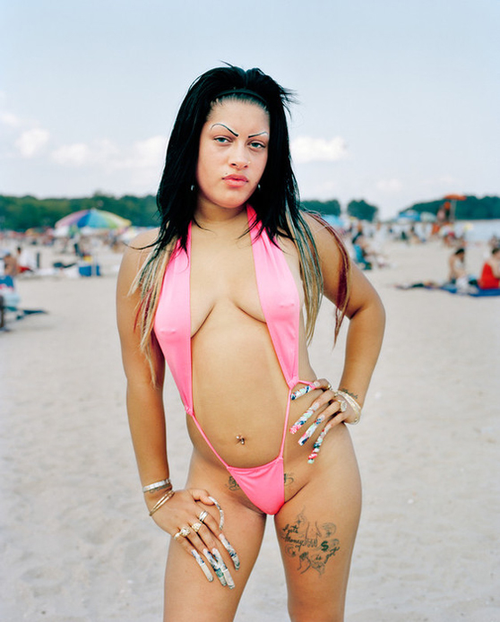 Wayne Lawrence, Orchard Beach: The Bronx Riviera