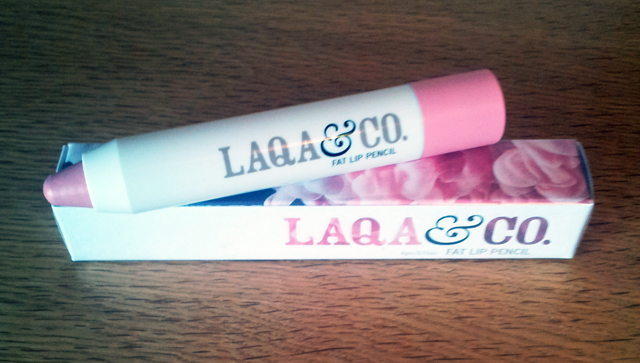 LAQA & Co Fat Lip Pencil in Wolfman